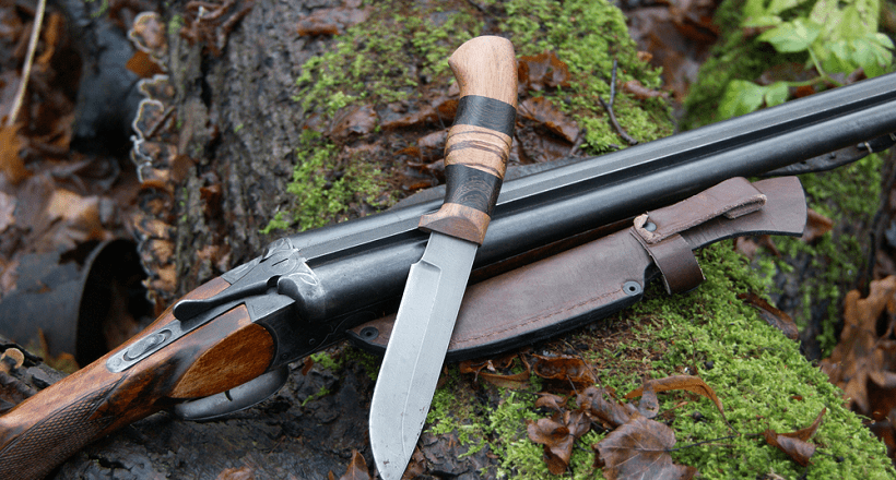 deer hunting knife