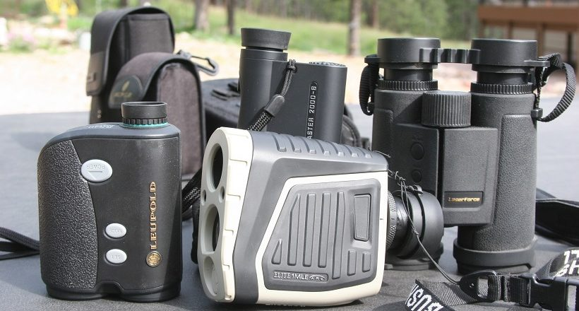 9 Best Rangefinders of 2018 [Guide by Professional Long Range Shooter]