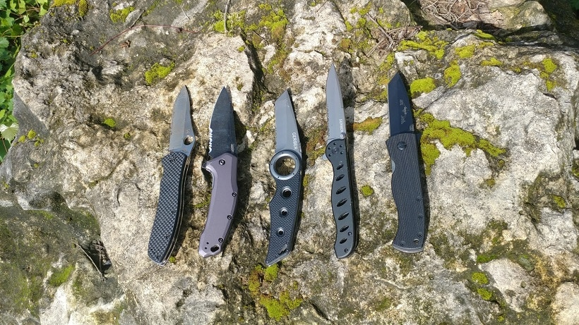 top pocket knives