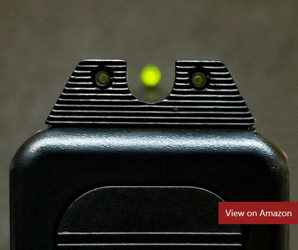 trijicon glock sights