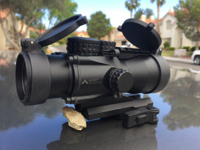 308 rifle scope