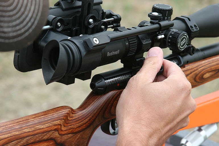 Bushnell Rim Fire Optics