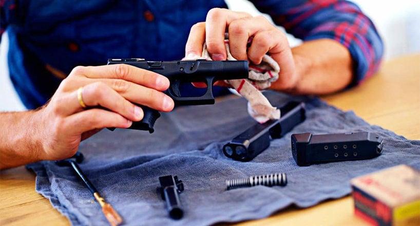 handgun cleaning kits