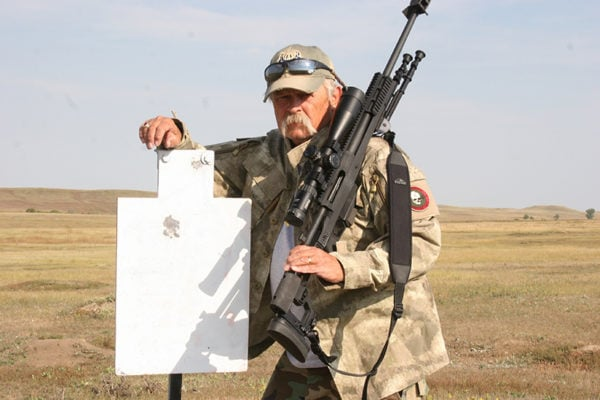 300 win mag precision rifle