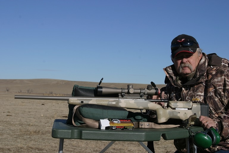 300 winchester magnum rifle