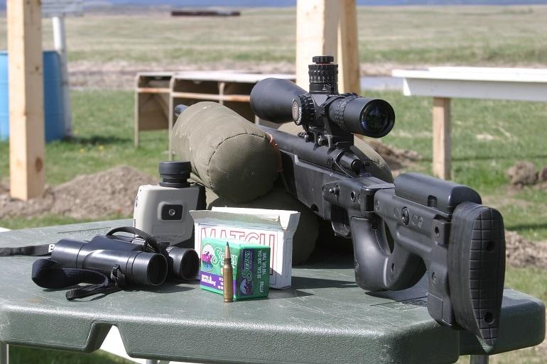 308 sniper rifle