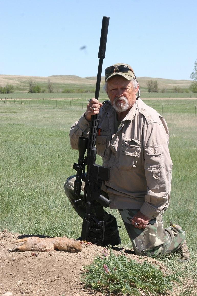Howa Chasis Rifle