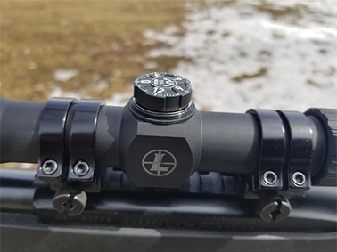 Leupold Freedom Turret