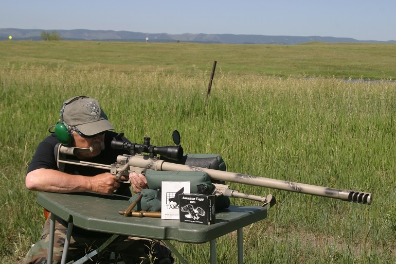 Noreen 50 BMG ultra long range