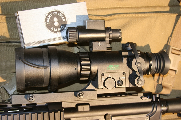 night vision scope for ar-15