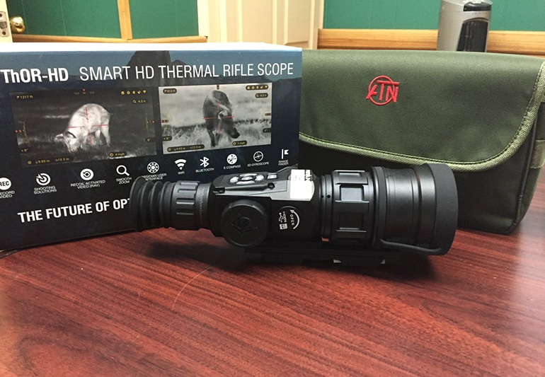 6 Best Night Vision Scopes [No BS !! Experienced Shooter's Advice]