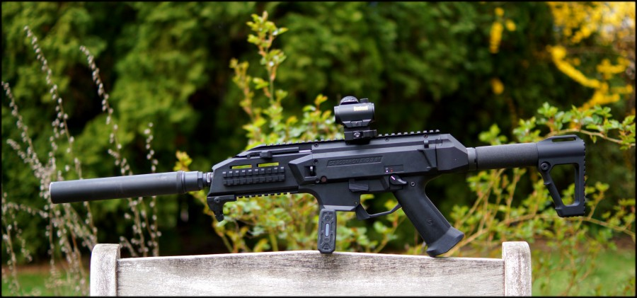 9mm ar carbine