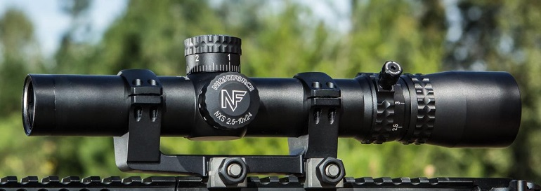 Nightforce NXS Riflescopes