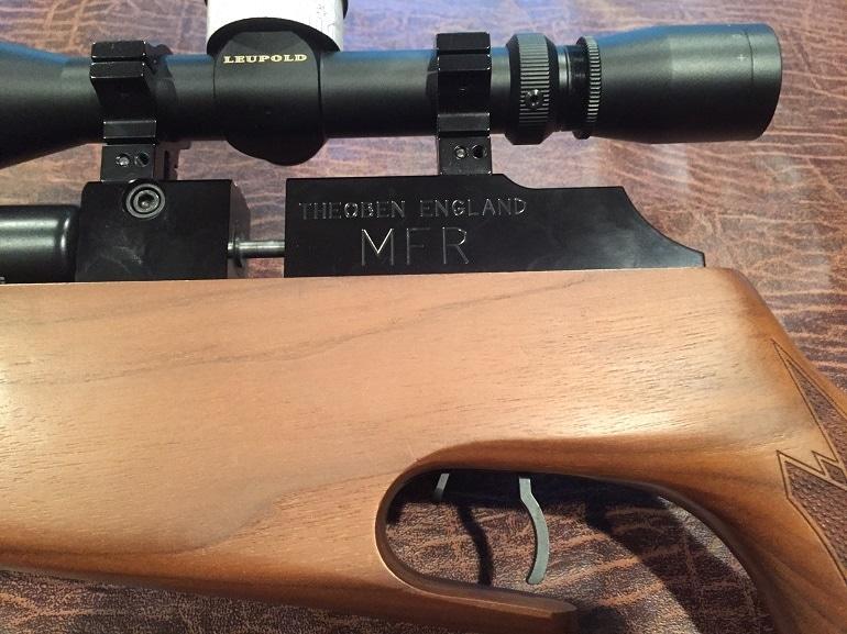 air rifle scope
