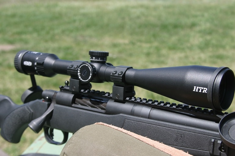 air rifle scopes review