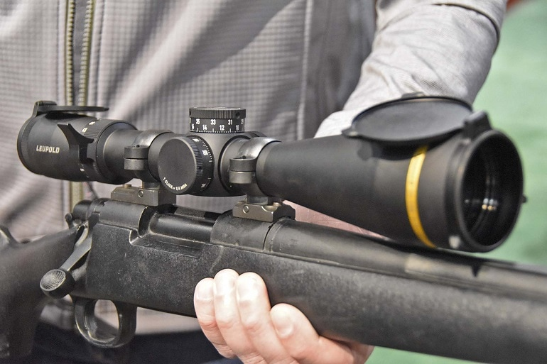 best scope for air rifle