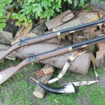 black powder rifle