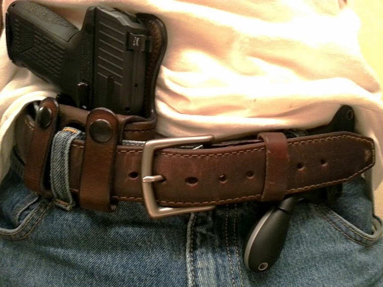 Stylish Durable 7 Best Gun Belts For Concealed Carry