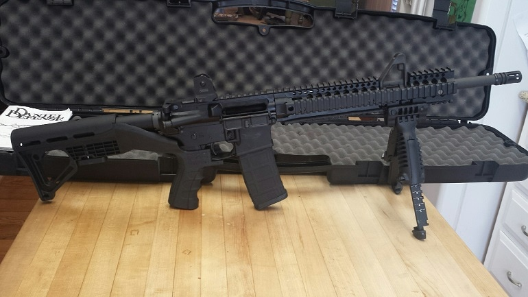 daniel defense ar15