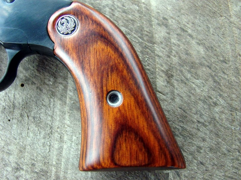 ruger bearcat handle