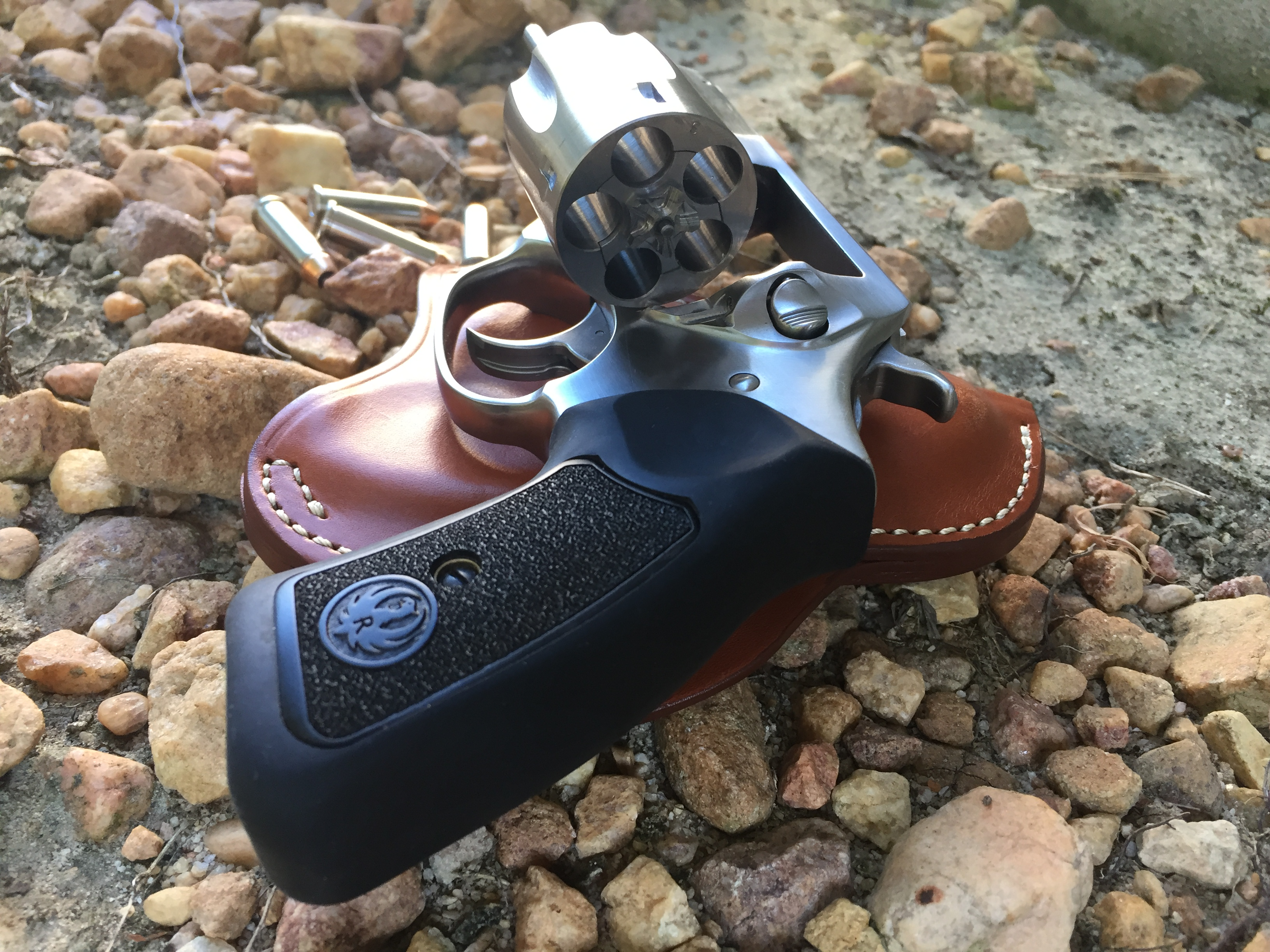 ruger double action sp