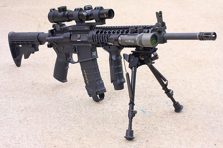 tactical ar 15