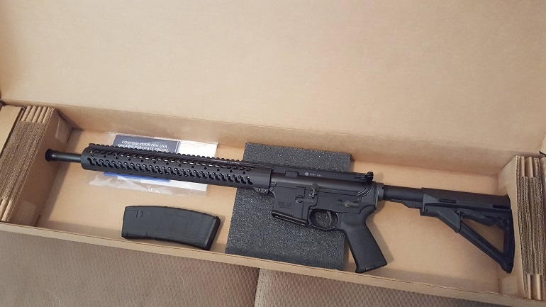 top rated ar 15