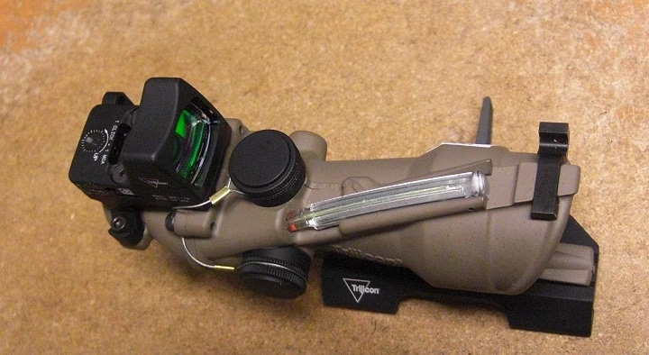 acog scope for ar 15