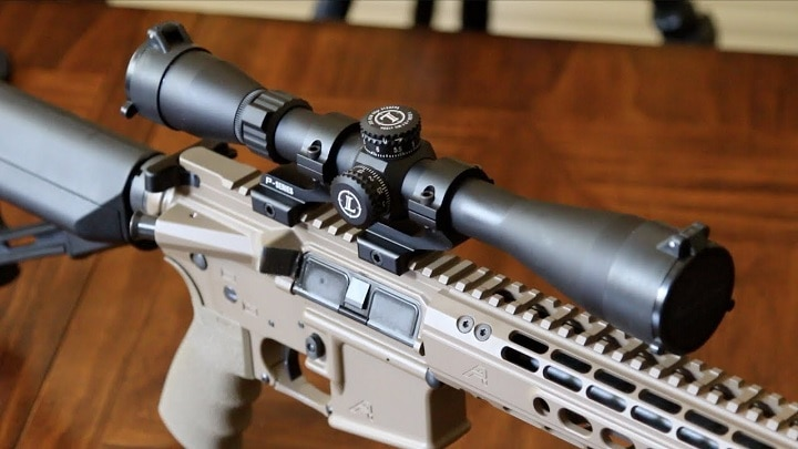 ar 15 long range scope