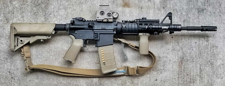 ar 15 optics