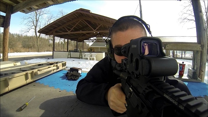 ar 15 scope reviews