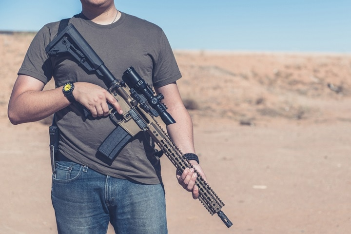 The Epic List Of The Best Ar 15 Optics Purpose Specific Choices