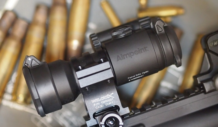 ar15 optics