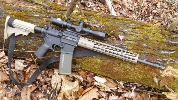 best ar scope for the money