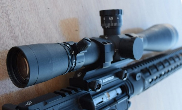 best long range scope for 6.5 creedmoor