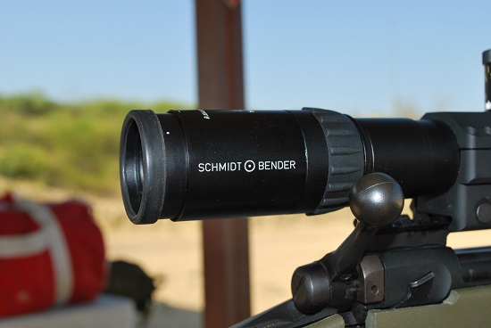 long range hunting scope