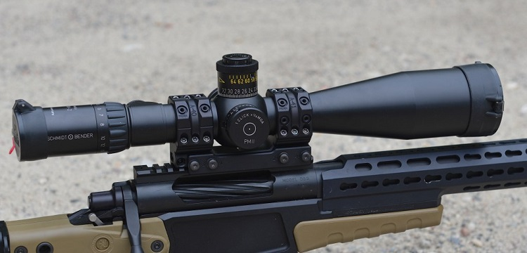 long range shooting scopes