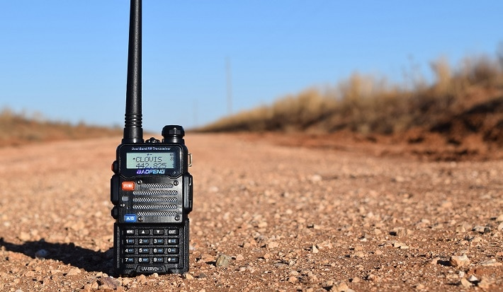 most powerful 2 way radio