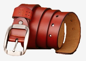 MEDYLA Leather Belt