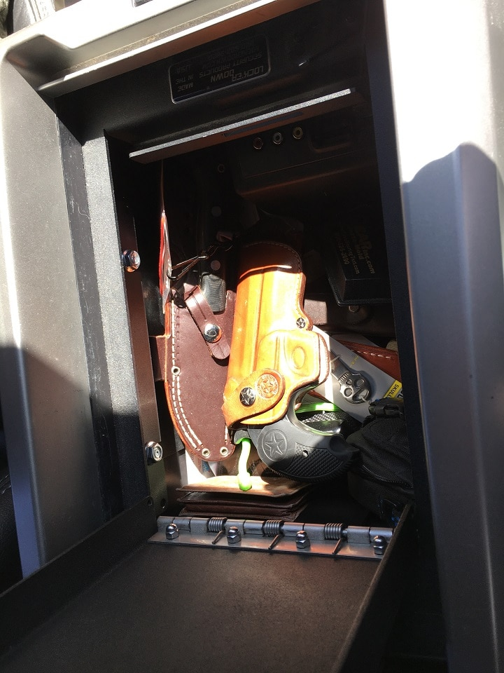 biometric gun safe