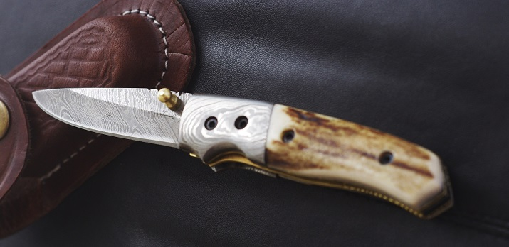 drop point tactical knife