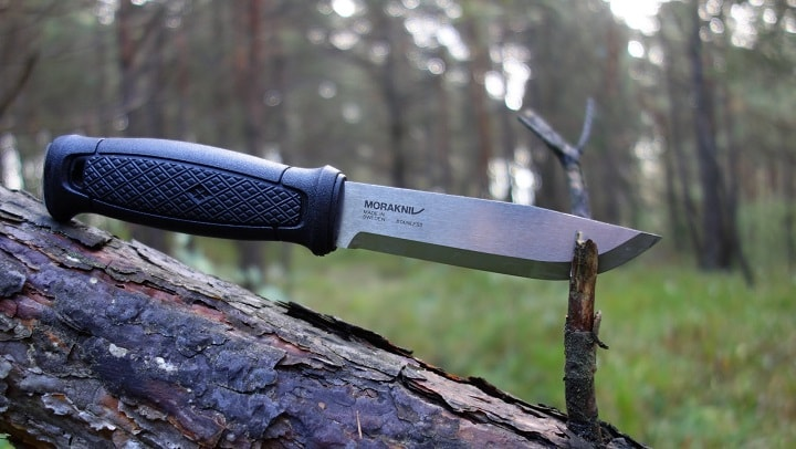 tactical survival knife