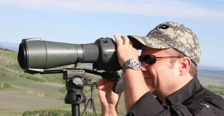 20 60x80 spotting scope