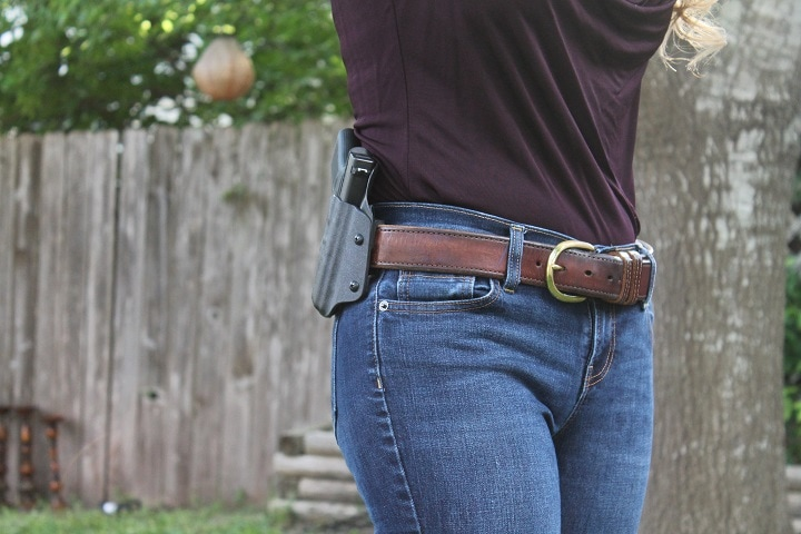OWB Carry holster