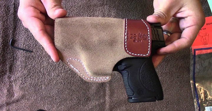 iwb concealed carry holsters