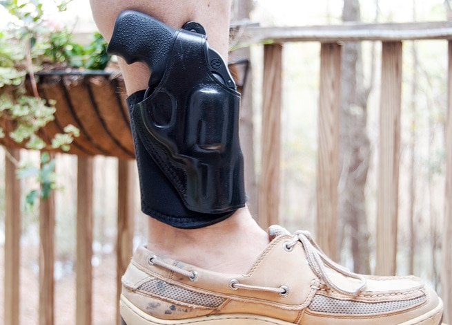 leather concealed carry holsters