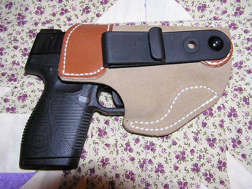 most comfortable iwb holster