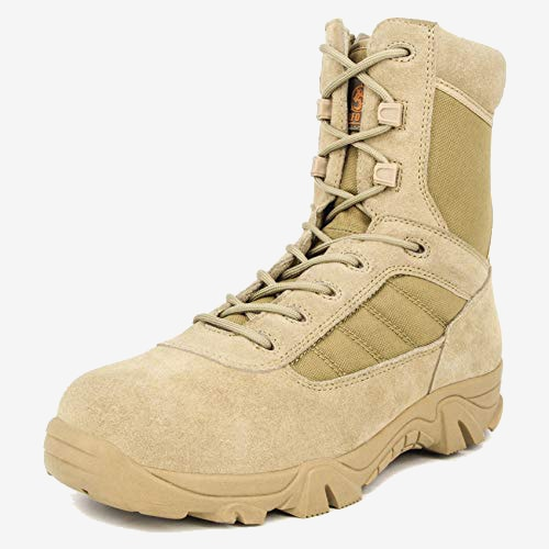 Milforce Side Zip Military Tactical Boot