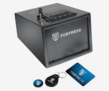 Fortress Quick Access Pistol Safe