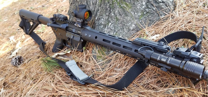 best ar15 light